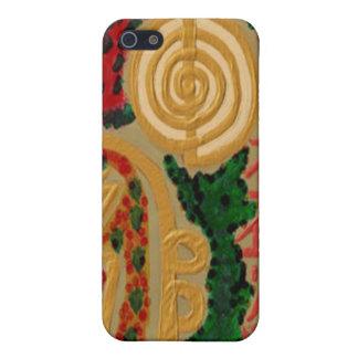 ReikiHealingSymbol Emblem by Navin Joshi iPhone SE/5/5s Case