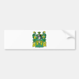 Reilly Coat of Arms Bumper Stickers