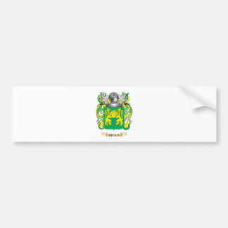 Reilly Coat of Arms (Family Crest) Bumper Stickers