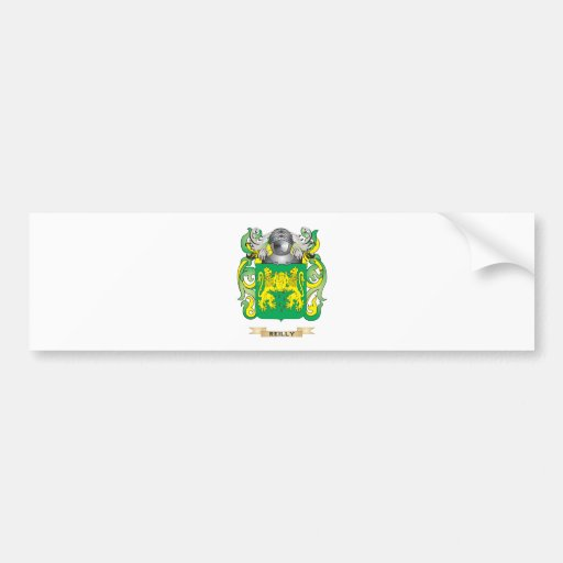 Reilly Coat of Arms (Family Crest) Car Bumper Sticker