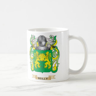 Reilly Coat of Arms (Family Crest) Coffee Mug