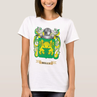 Reilly Coat of Arms (Family Crest) T-Shirt