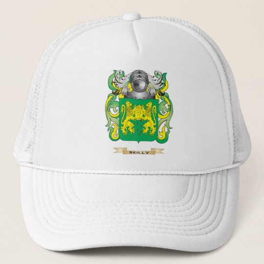 Reilly Coat of Arms (Family Crest) Trucker Hat
