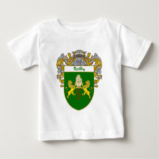 Reilly Coat of Arms (Mantled) Baby T-Shirt