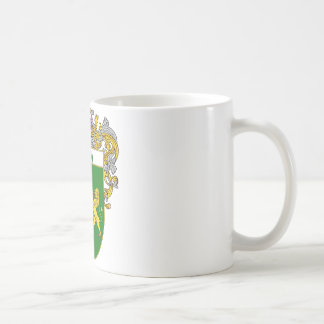 Reilly Coat of Arms (Mantled) Coffee Mug