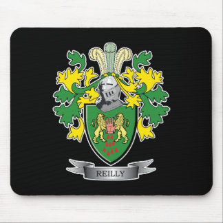 Reilly Coat of Arms Mouse Pad