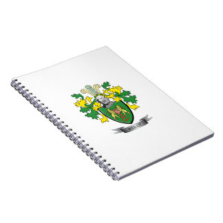 Reilly Coat of Arms Notebook