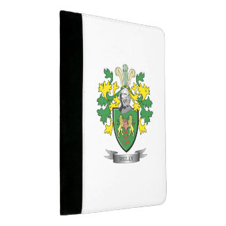 Reilly Coat of Arms Padfolio