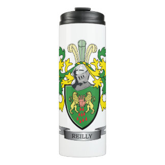 Reilly Coat of Arms Thermal Tumbler