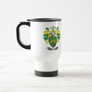 Reilly Coat of Arms Travel Mug