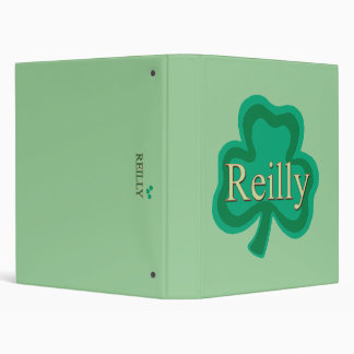 Reilly Family Binder
