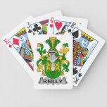 Reilly Family Crest Bicycle Playing Cards
