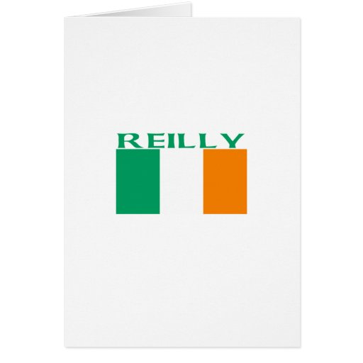 Reilly Felicitación