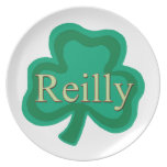 Reilly Irish Family Name Plate