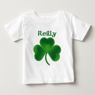 Reilly Shamrock Baby T-Shirt