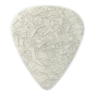 Reims Acetal Guitar Pick