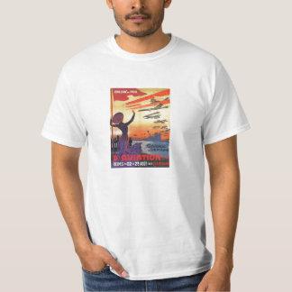 Reims Air Show 1909 Aviation T-Shirt