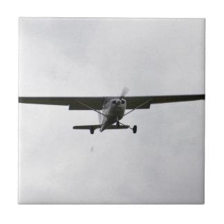 Reims Cessna en finales Azulejo Cuadrado Pequeño