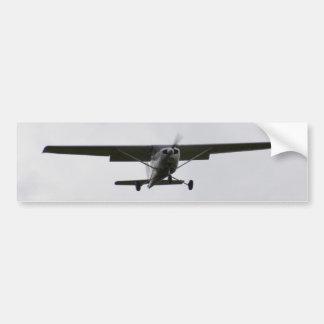 Reims Cessna en finales Etiqueta De Parachoque