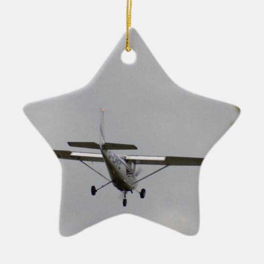 Reims Cessna F152 Ceramic Ornament