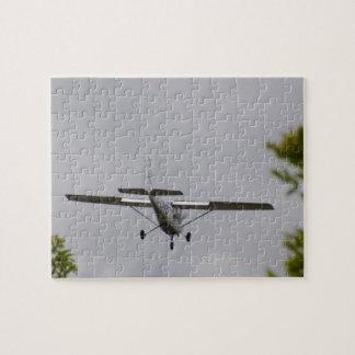 Reims Cessna F152 Jigsaw Puzzle