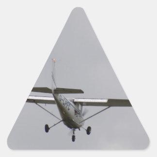 Reims Cessna F152 Pegatina Trianguloada