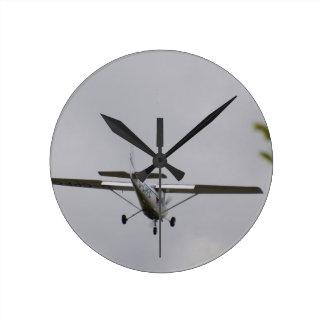 Reims Cessna F152 Round Clock