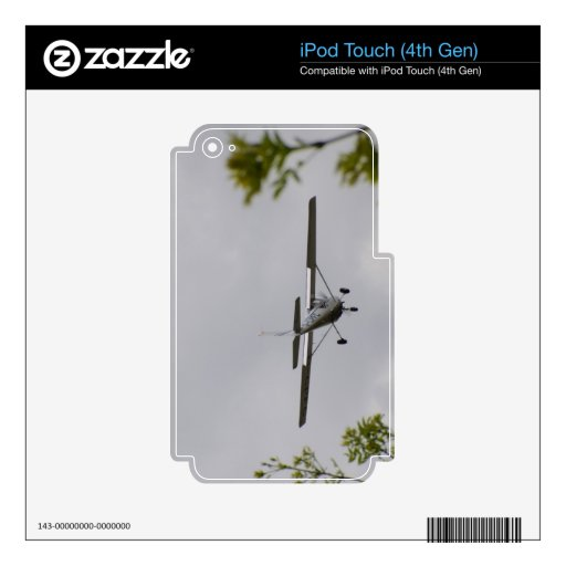Reims Cessna F152 Skins For iPod Touch 4G