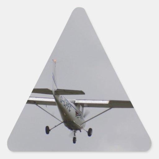 Reims Cessna F152 Triangle Sticker