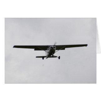 Reims Cessna On Finals Card