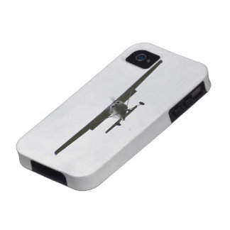 Reims Cessna On Finals Vibe iPhone 4 Covers