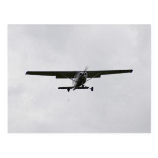 Reims Cessna On Finals Postcard