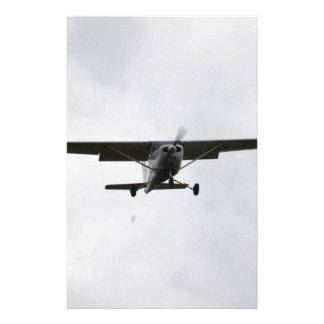 Reims Cessna On Finals Stationery Design