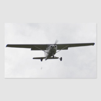 Reims Cessna On Finals Stickers