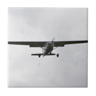 Reims Cessna On Finals Tile