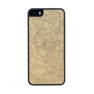 Reims Funda De Arce Carved® Para iPhone 5 Slim