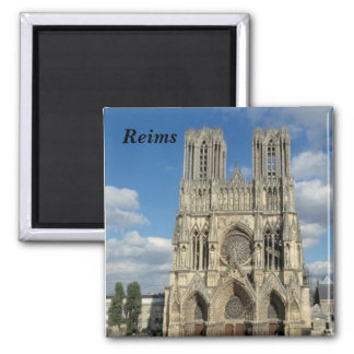 Reims - iman de nevera