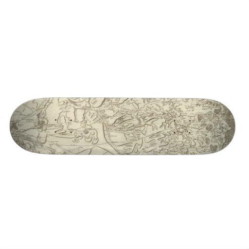 Reims Tabla De Skate