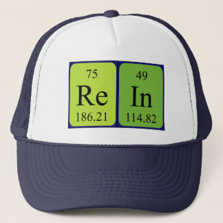 Rein periodic table name hat