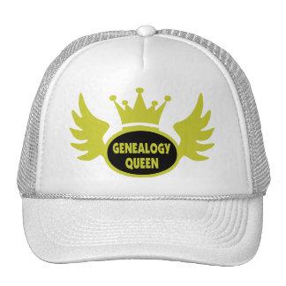 Reina 2 de la genealogía gorro