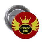 Reina 2 de la genealogía pin