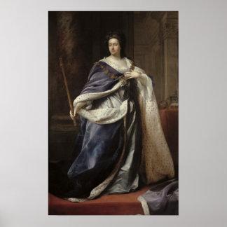 Reina Anne 1703 Impresiones