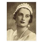 Reina Astrid de Bélgica Postales