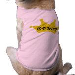 Reina Camisas De Perritos