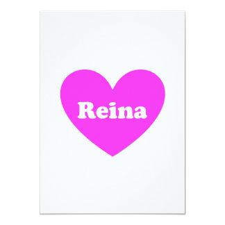 Reina Card