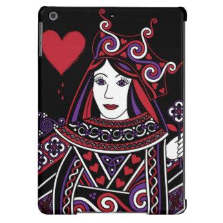 Reina céltica de la parte I de los corazones Funda Para iPad Air