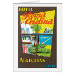 Reina Cristina Algeciras España del hotel Tarjeton