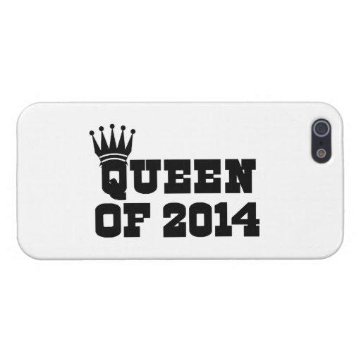 Reina de 2014 iPhone 5 cárcasa