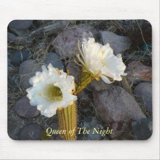 Reina de Arizona de la noche Tapetes De Raton