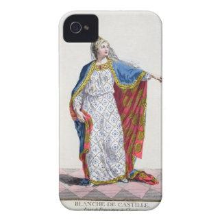 Reina de Blanche de Castile (1185/88-1252) de Carcasa Para iPhone 4 De Case-Mate